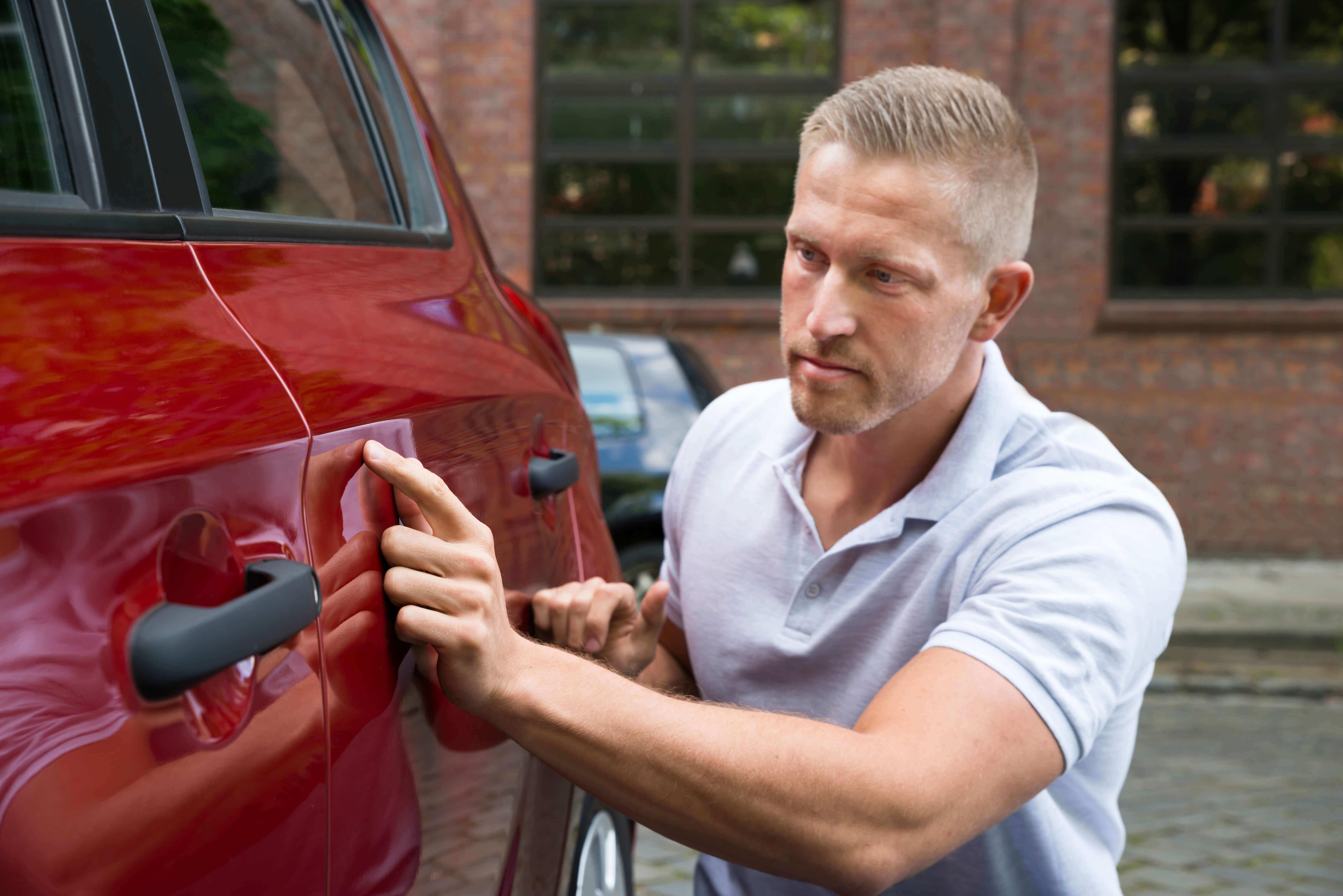 Kratzer Entfernen Erste Hilfe Fur Ihr Auto