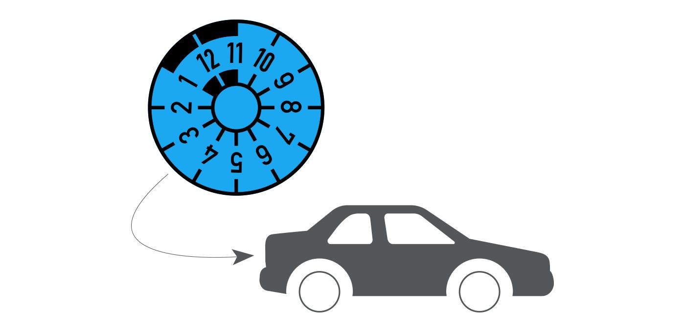 Tuv Plakette So Lesen Sie Die Prufplakette Autowelt